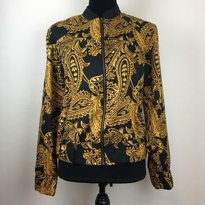 Sparkle and Fade Jacket Size Small